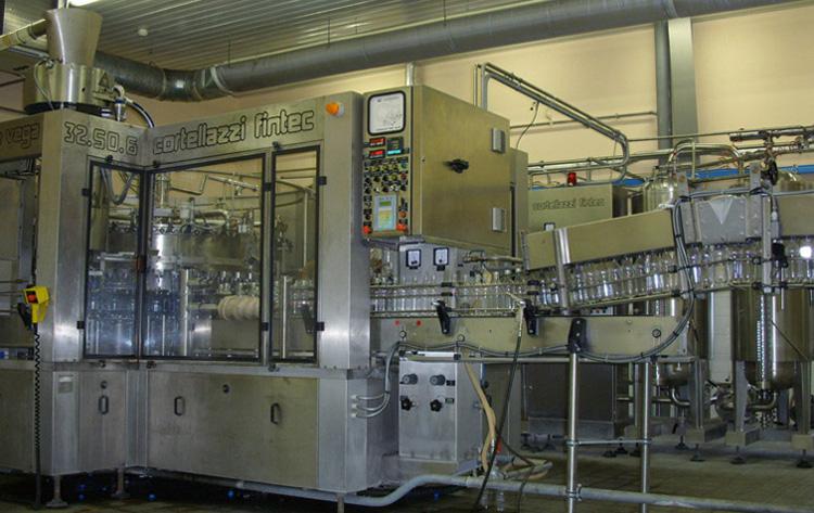 Зеленоградский источник | производство